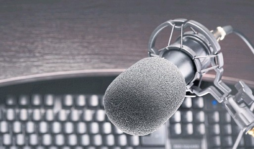 """?? ANDREI KUZMIK FOR THE TORONTO STAR ?? One reason the media industry is bullish on podcasting is because most listeners have yet to morph from being a casual listener to what's called a """"power listener."""""""