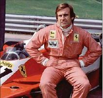 ??  ?? PILOTO. Corrió para los equipos Brabham, Ferrari, Lotus y Williams.