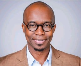 ?? Pictures: Supplied ?? UPBEAT. Monde Twala, senior vice-president and general manager at ViacomCBS Networks Africa.