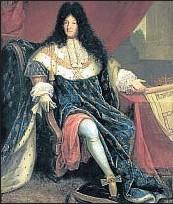 ??  ?? Luis XIV, el rey Sol (1638-1715)