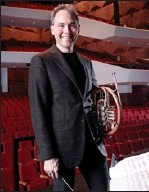 ?? FILE PHOTO ?? Former HPO music director Jamie Sommerville returns April 19, 2018, as guest conductor.