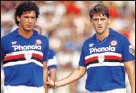 ??  ?? Vialli y Mancini.