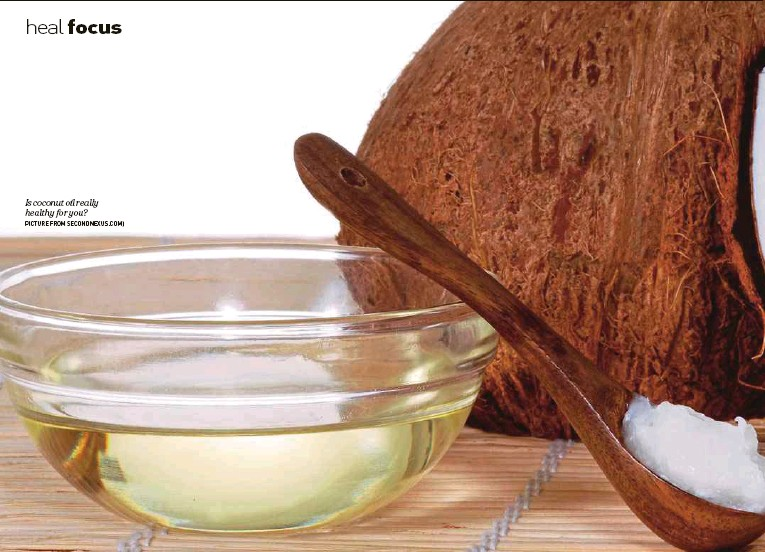 ?? Picture from secondnexus.com) ?? Is coconut oil really healthy for you?