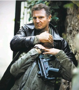 """?? Magali Bragard / 20th Century Fox 2008 ?? Liam Neeson has become an unlikely action star late in his career with roles in movies such as 2012's """"Taken 2."""""""