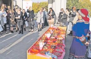 ??  ?? В Хабаровске хотят внедрить и гастрономические туры. «Красная неделя», к примеру, обещает мастер-классы по засолке рыбы и икры.