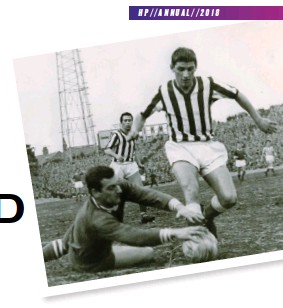 ??  ?? Jobby Crossan: found himself at the centre of one of the major footballing controversies of the '60s