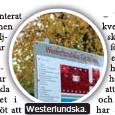 ??  ?? Westerlundska.