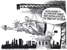 ??  ?? MIKE PETERS, DAYTON (OHIO) DAILY NEWS, KING FEATURES SYNDICATE