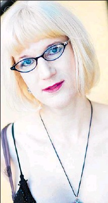 """?? Tristan Crane Tor Publishing ?? CHARLIE JANE ANDERS creates a realistic and inventive vision of the future in her new book, """"All the Birds in the Sky."""""""