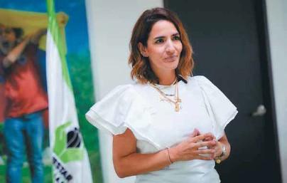 ?? / Cortesía ?? Para Lina María Arbeláez, la Ley de Cadena Perpetua tendrá un impacto en el tema de abuso sexual contra menores.
