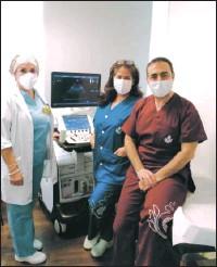 ??  ?? El Hospital San Juan Grande ha incrementado las atenciones a pacientes hipertensos durante la pandemia