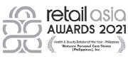 ??  ?? WATSONS Philippines won the Health & Beauty Retailer of the Year – Philippines at the prestigious Retail Asia Awards 2021.