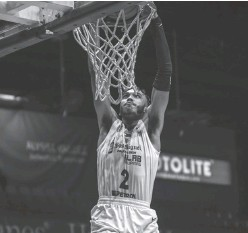 ??  ?? Alab Pilipinas' Jeremiah Gray. File/Richard Esguerra, ABSCBN Sports