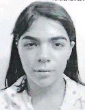 ?? FOTO: EL HERALDO ?? María del Carmen Romero Cerna (19), víctima del grupo criminal.