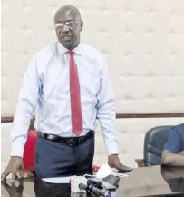 ?? /JOHN NALIANYA ?? Bungoma Governor Wycliffe Wangamati