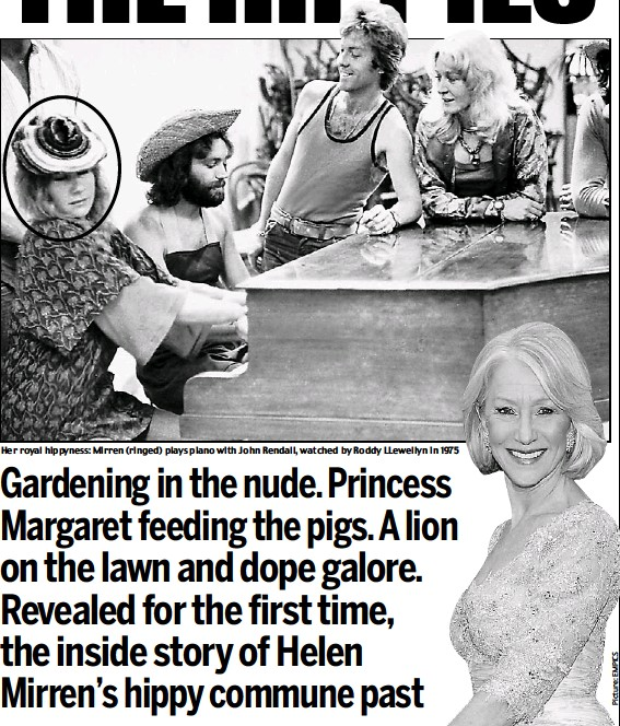 Pressreader Daily Mail 2007 03 03 Queen Of The Hippies