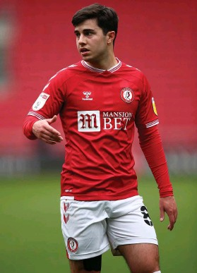 ??  ?? Liam Walsh was badly hampered by injuries during his time at Bristol City
