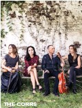 ??  ?? THE CORRS