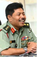 ??  ?? Col Wan Ghazali says RMC takes in boys from Borneo and non-bumiputras to ensure the students learn to live with each other.