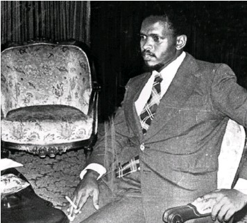 ?? EPA ?? THE apartheid machine understood Black Consciousness Movement founder Steve Biko's revolutionary orientation toward socialism, hence he had to be removed from the scene in the quickest way possible, says the writer. |
