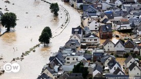"""??  ?? """"The flooding in western Europe has created more awareness than any series can"""""""
