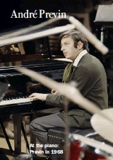 ??  ?? At the piano: Previn in 1968