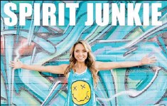 """??  ?? Hundreds of people turned up in Vancouver to hear New York Times best selling auther Gabrielle Bernstein talk about her journey from coke-snorting club promoter to the """"happiest person in the world."""""""
