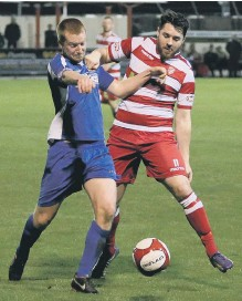 ??  ?? Ryan Blott has shone since coming back into the side