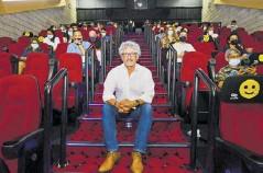 ??  ?? Yuldor Gutiérrez, director de 'Ángel de mi vida'.