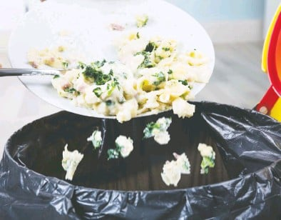 ?? GETTY IMAGES ?? Shared with Argentina, Australia and the United States, Canada has set the most ambitious target for reducing food waste among G20 nations: 50 per cent by 2030.