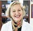 ??  ?? Professor Glenda Gray says 370,000 health workers have been vaccinated.