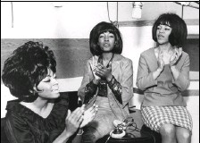 ?? The Detroit News ?? A signature Motown act, the Supremes had 12 No. 1 hits in the 1960s. From left are Diana Ross, Mary Wilson and the late Florence Ballard. Oprah Winfrey said as a child seeing them on TV changed her life.