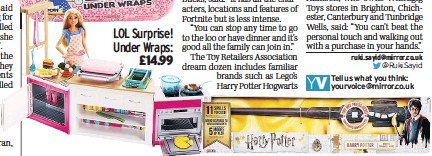 Pressreader Daily Mirror 2018 11 15 The Fortnite Before Xmas