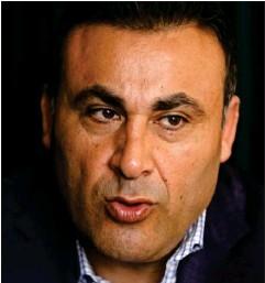 ?? FOTO: JENS DRESLING/POLFOTO ?? – Assad slår sin egen befolkning ihjel, siger Naser Khader.