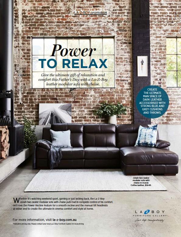 PressReader - The Australian Women s Weekly   2017-08-10 - Power TO ... a1a756283b