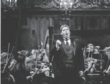 ?? JOHN HOLLAND ?? Windsor native John Holland will reprise the role of Leporello, Don Giovanni's servant.