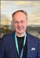 ?? MIKAEL SJÖVALL/SPT ?? EXPERT. Timo Aro är ledande expert på regionutvecklingskonsultbyrån MDI.