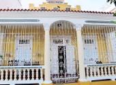 ??  ?? El antiguo Hotel Ponce hoy es una residencia.