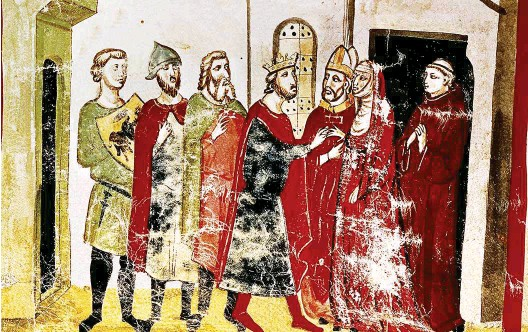 henry iv and gregory vii