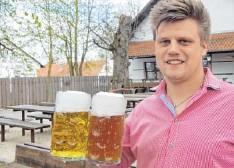 Der Neue Biergartenchef Schenkt Auch Auf Der Wiesn Aus Pressreader