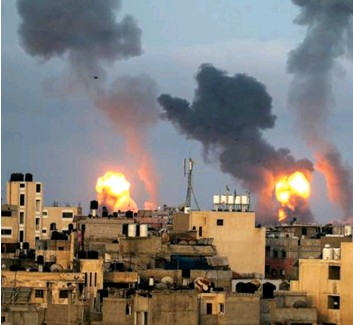 ?? DR ?? Exército israelita avisou que a operação militar contra os palestinianos é para durar