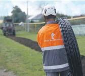 ?? Фото с сайта www.buryatiya.rt.ru ?? Проведение оптоволоконной связи в отдаленные районы часто оказывается технически сложным.
