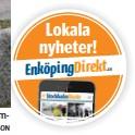 ??  ?? Lokala nyheter! EnköpingDirekt.se
