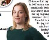 ?? MATILDA KLAR Reporter ?? Prata med mig! matilda.klar @mitti.se