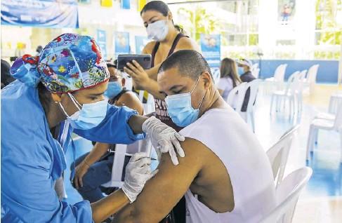 ?? Hansel VÁSQUEZ ?? En Barranquilla hay 95.099 personas en el grupo poblacional entre los 35 y 39 años de edad.