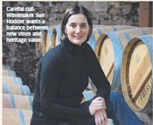 ??  ?? Care­ful cull: