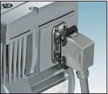 ??  ?? Bild 2: Flexibel und wartungsfrei: Der Anschluss mit Modulen ist vibrationssicher und eignet sich für alle Motoranschlüsse.