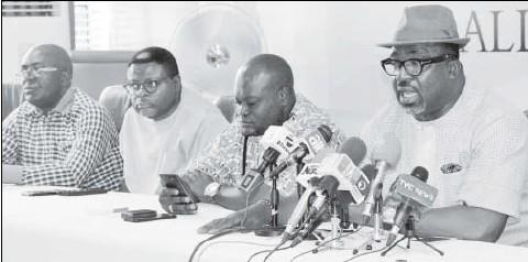 PressReader - The Punch: 2019-03-19 - Ajimobi's last-minute spending