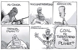 ?? DANA SUMMERS IS AN EDITORIAL CARTOONIST FOR TRIBUNE MEDIA SERVICES. ??