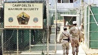 ??  ?? La prison de Guantanamo a été ouverte en 2002 en territoire américain à Cuba